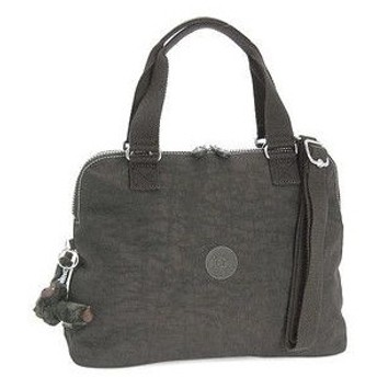 キプリング KIPLING ハンドバッグ BASIC K13339 KATAN EXPRESSO BROWN DB/BK