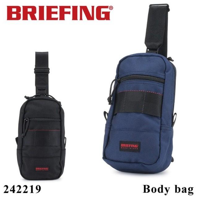 レビューでQUOカード ブリーフィング BRIEFING 正規品 ボディバッグ BRF242219 MINI SLING BAG ミニスリングバッグ ショルダーバッグ メンズ [PO10]
