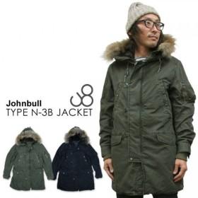 JOHNBULL ジョンブル N/Cオックス N-3B ジャケット