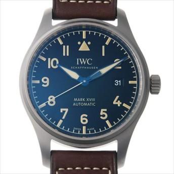 48回払いまで無金利 IWC パイロットウォッチ マーク18 ヘリテージ IW327006 新品 メンズ 腕時計
