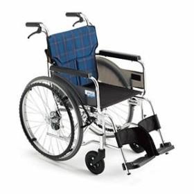 BALシリーズ BAL-7SP 軽量タイプ 自走介助兼用車椅子 ミキ 【受注生産品】