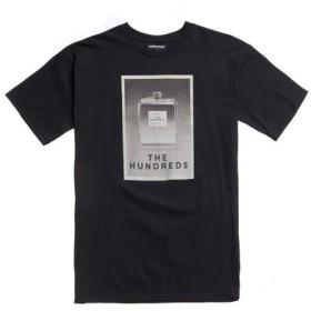 【THE HUNDREDS/ザ・ハンドレッツ】FLASK T-SHIRT / BLACK