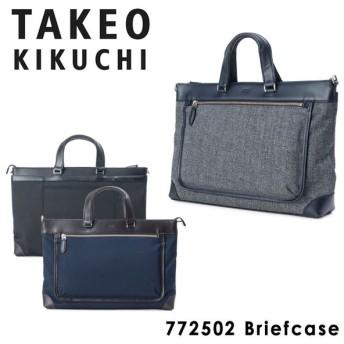 タケオキクチ ビジネスバッグ 2WAY メンズ ラミナーク 772502 TAKEO KIKUCHI ブリーフケース [PO5]