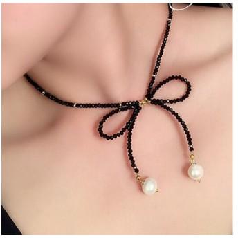 ネックレス アクセサリ レディース 女性用 おしゃれ 可愛い かわいい 首飾り キラキラ 蝶 プレゼント 小物 シンプル ギフト 贈り物