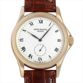 48回払いまで無金利 SALE パテックフィリップ カラトラバ 5115J 中古 メンズ 腕時計