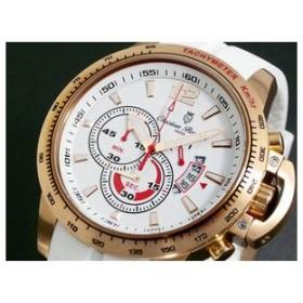 クリスチャン ボヌール 腕時計 クロノグラフ CB1001-IPPGWH