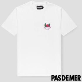 【PAS DE MER/パドゥメ】HEALTHY LEISURE  S/S TEE Tシャツ