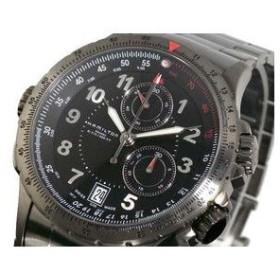 HAMILTON ハミルトン カーキ ETO クロノグラフ 腕時計 H77672133