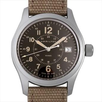 48回払いまで無金利 ハミルトン フィールド クォーツ H68201993 新品 メンズ 腕時計