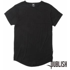 【Publish Brand/パブリッシュブランド】MILAN カットソー / BLACK