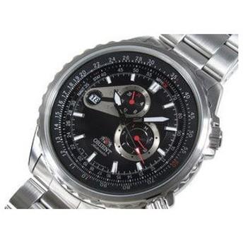 オリエント ORIENT 自動巻き 腕時計 メンズ FET0M001B0