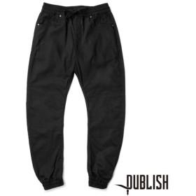 【Publish Brand/パブリッシュブランド】ARCH ジョガーパンツ / BLACK
