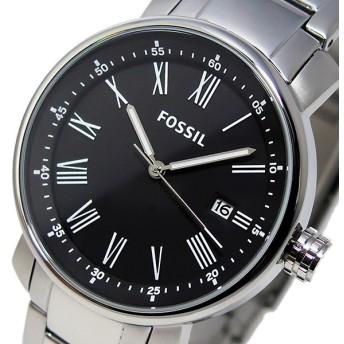 フォッシル FOSSIL クオーツ メンズ 腕時計 BQ1010 ブラック