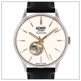 HENRY LONDON ヘンリーロンドン 腕時計 HL42-AS-0279 ユニセックス HERITAGE ヘリテージ 自動巻き