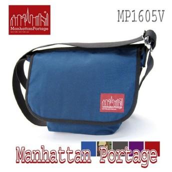 manhattan portage マンハッタンポーテージ メッセンジャーバッグ 1605v
