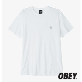 【OBEY/オベイ】RETURN OF THE FLY Tシャツ / WHITE