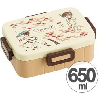 ■在庫限り・入荷なし■お弁当箱 名探偵コナン 4点ロックランチボックス 1段 650ml キャラクター