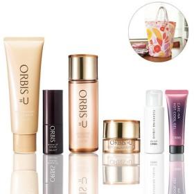 ORBIS(オルビス) オルビスユー 4ステップセット(洗顔料+ブースター+化粧水+夜用保湿液) おまけ3点付き