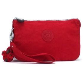キプリング kipling ポーチ バッグ K15156 CREATIVITY XL TANGO RED RED