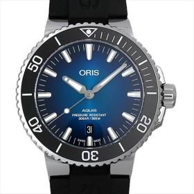 48回払いまで無金利 オリス アクイス クリッパートン リミテッドエディション 世界2000本限定 733 7730 4185R 新品 メンズ 腕時計