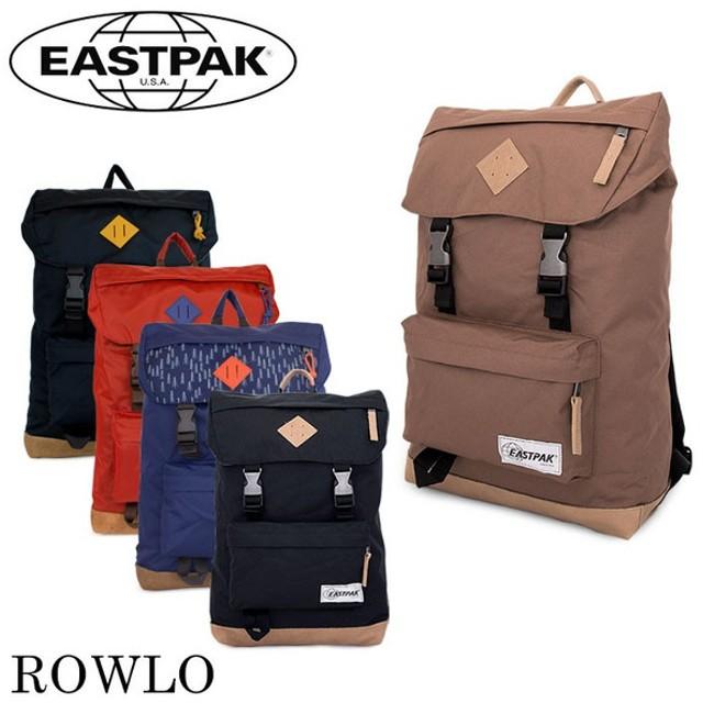 イーストパック EASTPAK バックパック EK946 ROWLO  ロウロ デイパック リュックサック メンズ  [PO5]