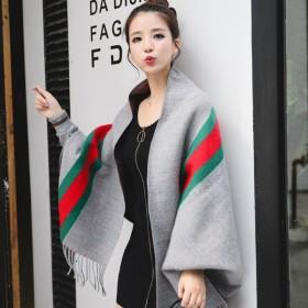 ストール 袖付き 袖付きストール 袖 そで シンプル 女性 女性用 レディース かわいい おしゃれ 暖かい あたたかい 防寒 寒さ 無地 防寒対策