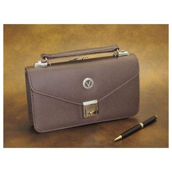ジョルジオ バレンチ GIORGIO VALENTI セカンドバッグ 6400165 ブラウン