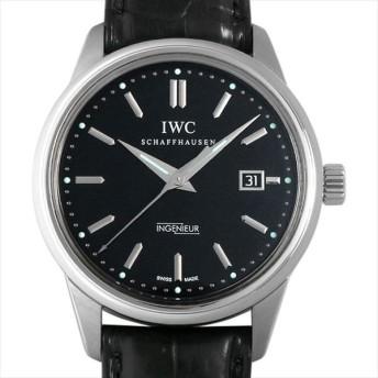 48回払いまで無金利 IWC ヴィンテージ インヂュニア IW323301 中古 メンズ 腕時計 キャッシュレス5%還元