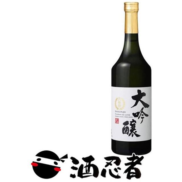 月桂冠 大吟醸 (生詰) 720ml