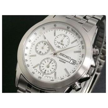 セイコー SEIKO 腕時計 1/20秒クロノグラフ SNDC05P1