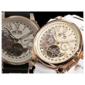 ドルチェ メディオ 腕時計 クリスマス限定パッケージ XM-DM8004-PGWH