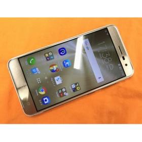 《香港版SIMフリー》日本語対応 ASUS ZenFone 3 ZE520KL [ゴールド] 白ロム /中古/美品
