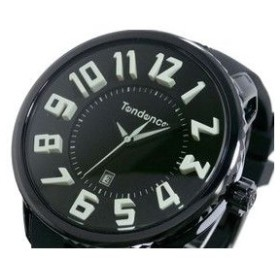 TENDENCE テンデンス Round Gulliver 腕時計 02043020