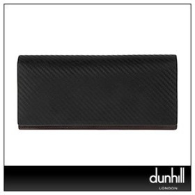 dunhill ダンヒル L2A210A ブラック 長財布(小銭入れ有) CHASSIS