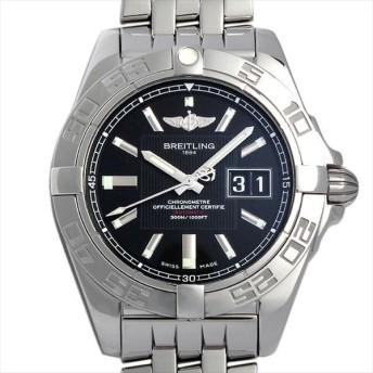 48回払いまで無金利 ブライトリング ギャラクティック41 A493B07PA(A49350) 中古 メンズ 腕時計