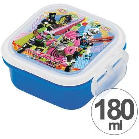 お弁当箱 デザートケース 仮面ライダーエグゼイド 子供用 ( フルーツケース ランチボックス 食洗機対応 )