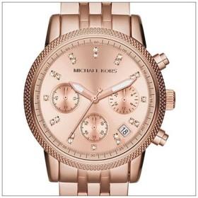 MICHAEL KORS マイケルコース 腕時計 MK6077 レディース Ritz Chronograph リッツ クロノグラフ