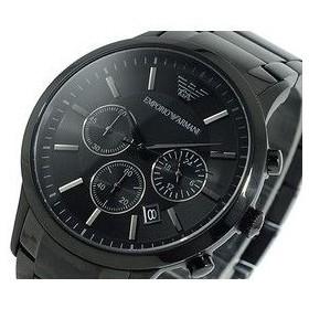 エンポリオ アルマーニ emporio armani クロノグラフ 腕時計 ar2453