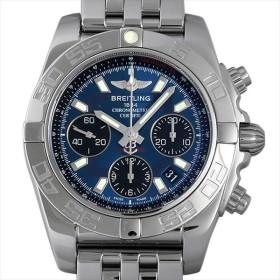 48回払いまで無金利 ブライトリング クロノマット41 A014C30PA(AB0410) 中古 メンズ 腕時計