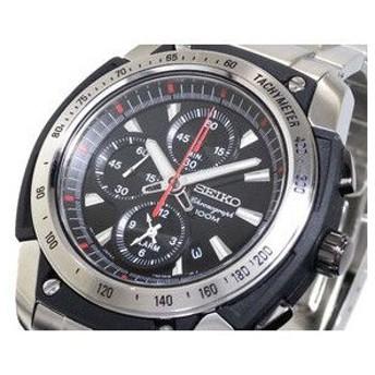 セイコー SEIKO 腕時計 アラーム クロノグラフ SNAD47P1