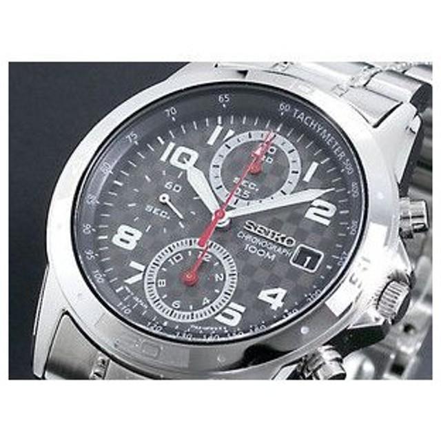 セイコー SEIKO 腕時計 時計 クロノグラフ メンズ SND519P1