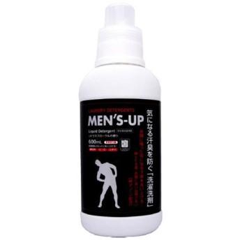 MEN'S-UP 洗濯洗剤(液体) シトラスフローラルの香り 600ml 代引不可