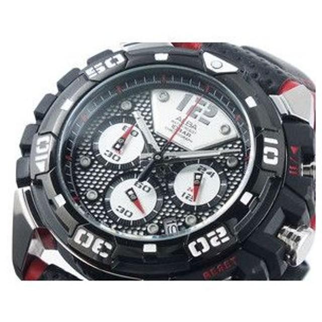 セイコー SEIKO アルバ ALBA クロノグラフ 腕時計 メンズ AU2023X