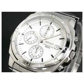 セイコー SEIKO 腕時計 メンズ クロノグラフ SNDB33P1