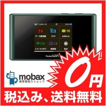 キャンペーン◆※保証書未記入【新品未使用】Y!mobile(EMOBILE) Pocket WiFi 305ZT [ラピスブラック]白ロム
