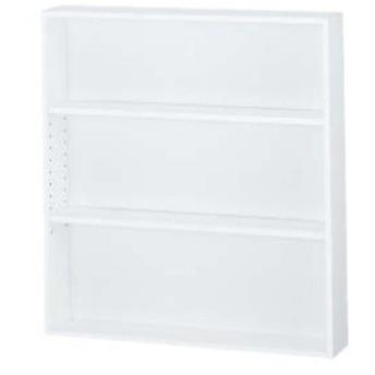 ウッドワン 書棚 フロアータイプ 壁厚収納 IPBF14F
