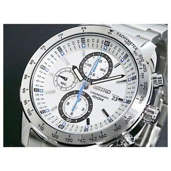 セイコー SEIKO 腕時計 メンズ クロノグラフ SNDB51P1