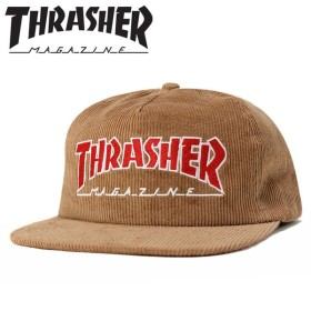 スラッシャー キャップ 帽子 THRASHER