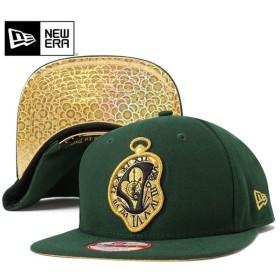 ニューエラ ディズニー コラボ キャップ 帽子 NEW ERA 9FIFTY アリス・イン・ワンダーランド グリーン メンズ