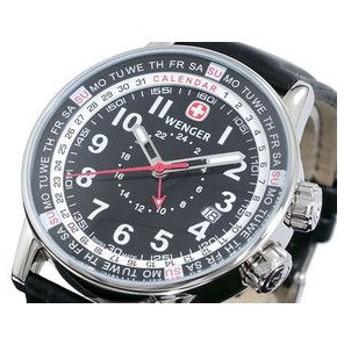 ウェンガー WENGER 腕時計 コマンド カレンダー 74735